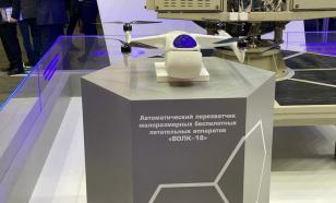 """Завершены испытания модернизированного дрона-перехватчика """"Волк-18"""""""