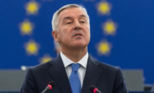 Президент Черногории обвинил МИД РФ и РПЦ во вмешательстве в дела страны
