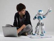 Безграмотный робот - неплохой учитель!