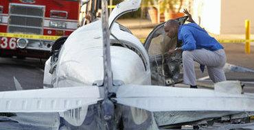 Семья посадила аварийный самолет с помощью iPad