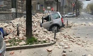 В Хорватии произошло два разрушительных землетрясения