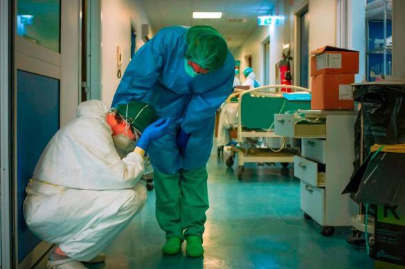 Статистика Минздрава: от COVID погиб 101 медик. А как на самом деле?