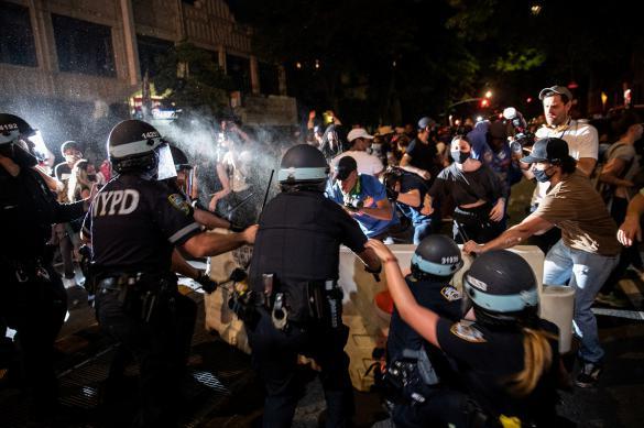 Торбинский назвал полицию в США гуманной