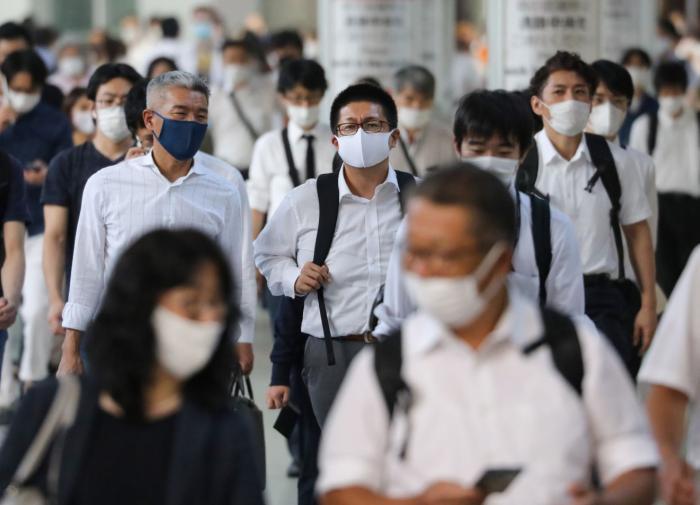 Жара в Японии: десять человек скончались, 6 тыс. госпитализированы