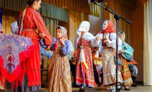 Русский фольклор: забавные игры для детей