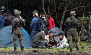 Погранслужба Польши: Белоруссия организует людей для штурма границы