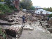 Зачатьевскую башню поднимут из руин
