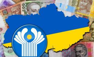 Между СНГ и ЕС: Украина не усидела на двух стульях