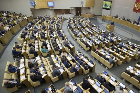 Госдума приостановит командировки в США из-за инцидента с Юмашевой