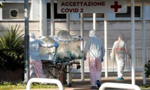 В Италии остановлено почти всё производство