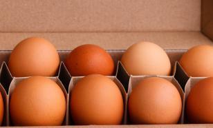 По десятку яиц получат хабаровские пенсионеры за прививку от COVID