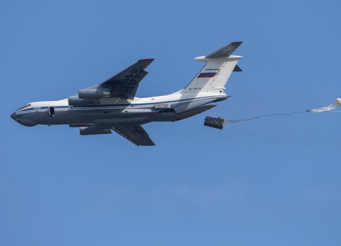 Модифицированный Ил-76 на треть повысил боевую способность ВДВ