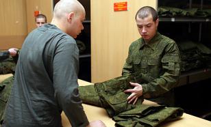 Новая система отбора призывников  в армию будет определять девиантных бойцов
