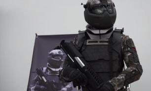 Служащие Западного военного округа получили керамическую броню