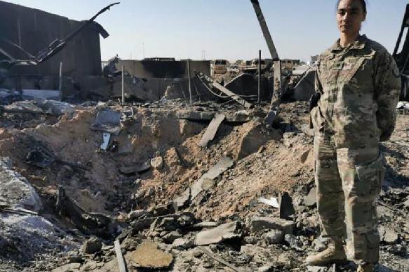 Бункер с американскими военными уничтожен иранской ракетой