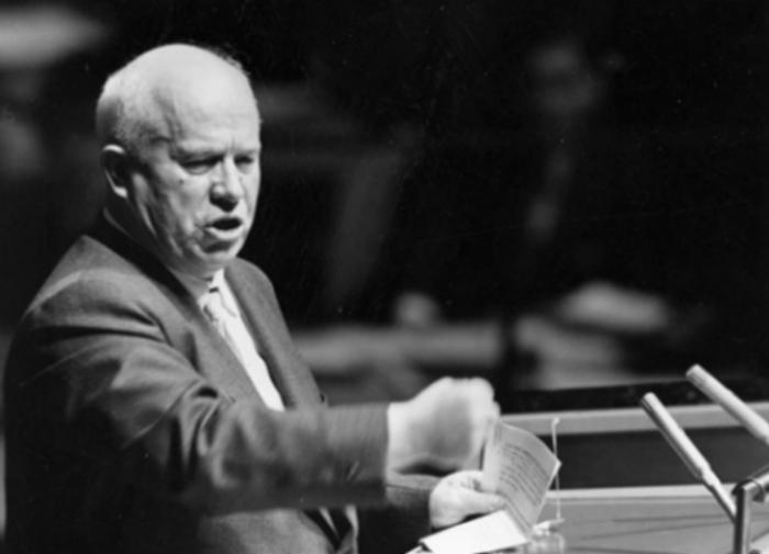 Сын Хрущёва в США скончался от ранения в голову
