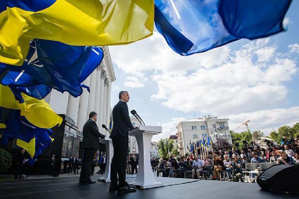 "Шаги вперёд: Киеву пообещали ПДЧ НАТО ""при Байдене"""