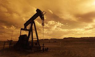 Нефти не удалось удержаться на уровне 65 долларов