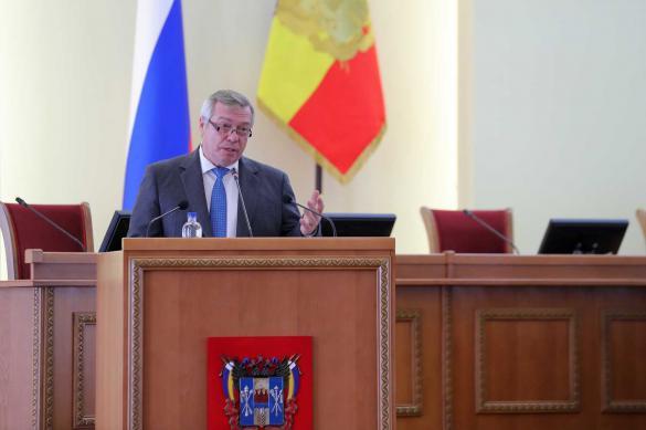 Губернатор Ростовской области Василий Голубев подвел итоги 2019 года