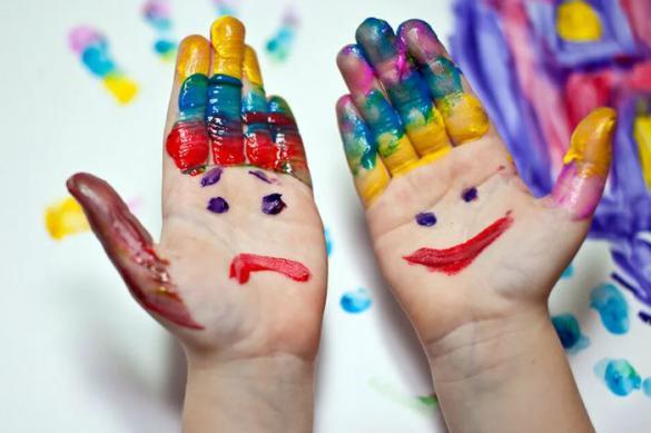 Определи характер своего ребенка по пальцам