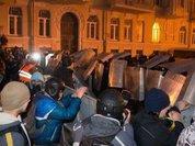 Оппозиция покинула баррикады в Киеве, не дожидаясь разгона