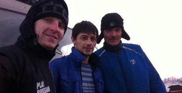 Ультрамарафон Москва - Сочи: Ерохин пробежал 54 километра по пустой трассе