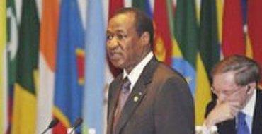 Президент Буркина-Фасо приветствовал создание переходного правительства