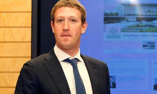 """""""Цукерберг уже наигрался в богатство. Много ему не надо"""""""
