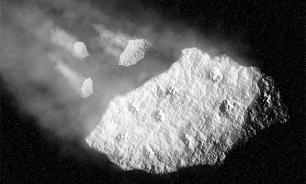 """Российские ученые """"спасли"""" Землю от удара гигантского астероида"""
