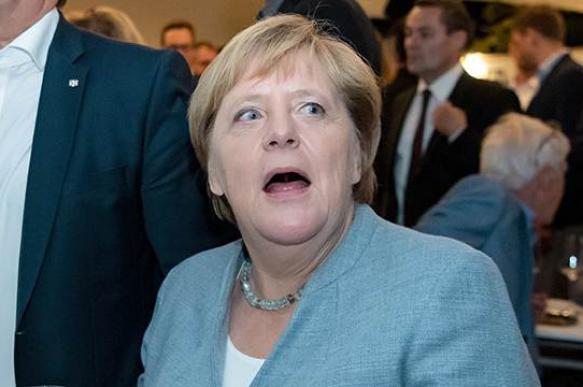 """Меркель: США потеряли статус """"защитника"""" Европы"""
