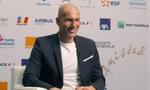 Зидан оценил идею создания европейской Премьер-лиги