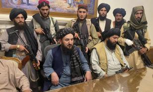 """""""Талибан""""* обеспечит силы сопротивления гуманитарной помощью"""