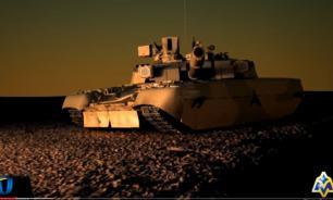 """Украинцы в соцсетях умиляются новому танку """"лялечка"""""""
