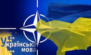 """Украина решила идти в НАТО """"в ненужное время и в ненужном месте"""""""