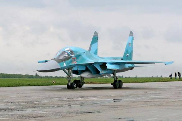 Минобороны РФ закажет необычные Су-34