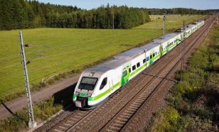Через два дня остановят поезда между Россией и Финляндией
