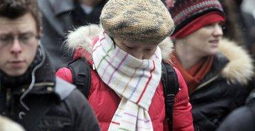 Крещенские морозы придут в Москву по расписанию