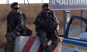 ФСБ: Против организатора блокады Крыма заведено уголовное дело