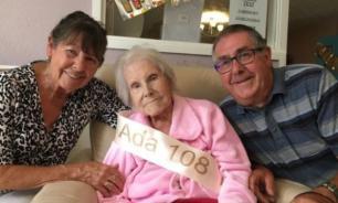108-летняя британка раскрыла секрет своего долголетия