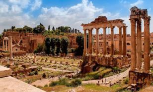 Из-за коронавируса туристы отменили 90% туров в Рим
