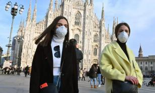 В Италии продлили режим ЧС до пятнадцатого октября