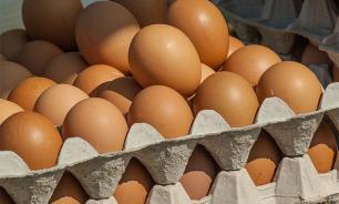 Украинские яйца покорили арабские страны