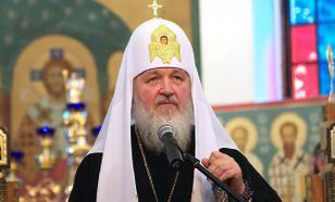 Патриарх Кирилл сравнил аборты с ритуальными жертвоприношениями
