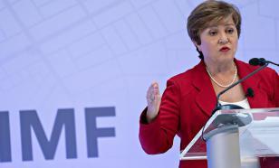 Глава МВФ заметила признаки восстановления мировой экономики