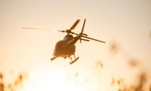Двое погибли в результате крушения вертолёта в Куршавели