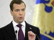 Медведев заинтриговал парламентариев