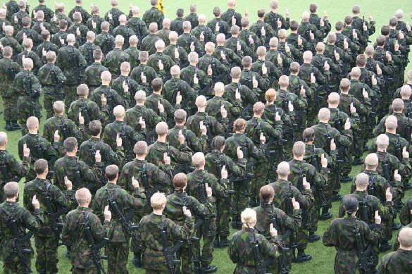 Мужчины и женщины в финской армии будут жить в одной казарме