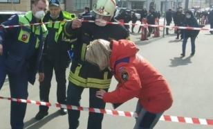 В Химках из-за угрозы взрыва эвакуированы жители трех домов