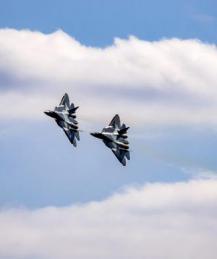 Конструктор рассказал, в чем двигатель Су-37 превосходит зарубежные аналоги