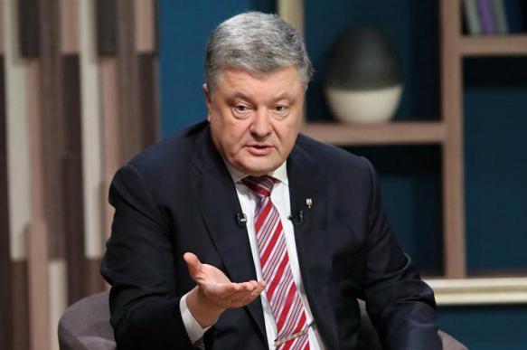 Порошенко: Украину хотят оттеснить на обочину международной политики